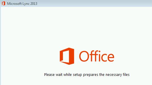 Microsoft_Lync_Preparing_necessary_files