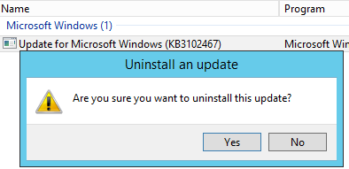 uninstall-KB3102467-net461