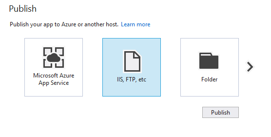 visual-studio-publish-IIS-FTP-etc