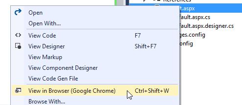 visual-studio-view-in-browser