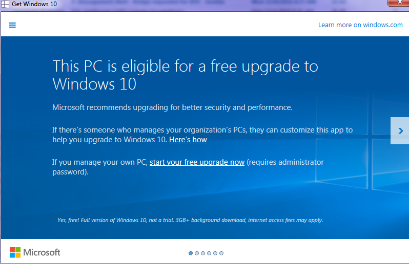 this_pc_is_eligible_for_a_free_upgrade_to_Windows_10