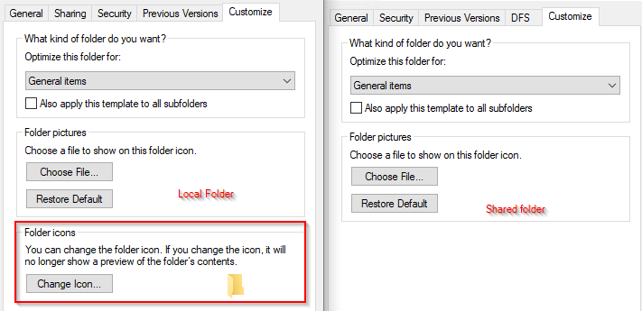 Change A Folder Icon With Powershell It Droplets